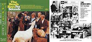 CD「ペット・サウンズ」ビーチ・ボーイズ